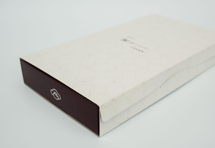 甘納豆の法事用ボックスイメージ