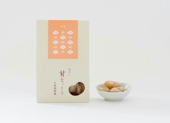 甘納豆(白花)