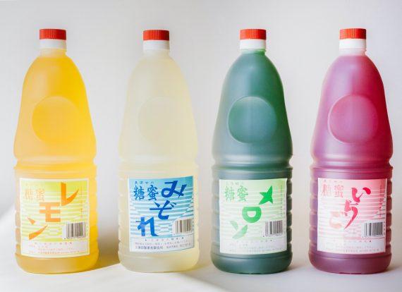かき氷糖蜜シロップ(1.8L)